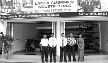 Sundayobserver lk: Business & Finance   Lanka Aluminium in