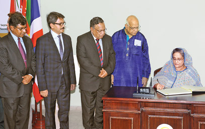 Sundayobserver lk: Features | Showing the way to South Asian cooperation