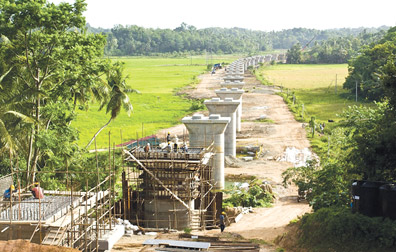 Image result for matara kataragama railway extension project